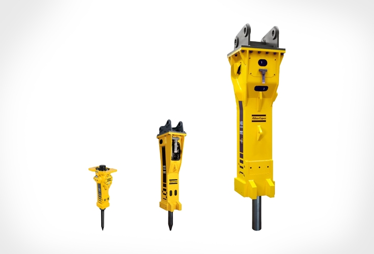 Hydraulic Breaker Attachment
